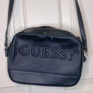 Guess Black Crossbody Bag